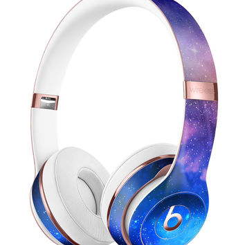 Space Light Rays Full-Body Skin Kit for the Beats by Dre Solo 3 Wireless Headphones