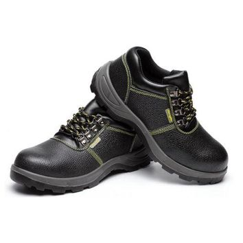 PU Work Safety Shoes Protective Smash-proof Penetration-resistant PUD