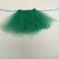 Adult Emerald Green Tutu