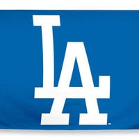 Los Angeles Dodgers Beach Towel