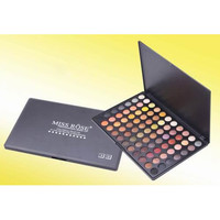 MISS ROSE Professional  77 Color High Gloss Eyeshadow Palette