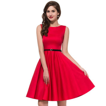 Summer Rockabilly Dress