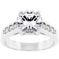 Serendipity Engagement Ring, size : 06