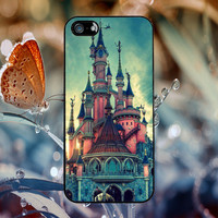 disney castle cool image for iPhone 4/4S iPhone 5/5S iPhone 5C Samsung Galaxy S3 Samsung Galaxy S4 Samsung Galaxy S5