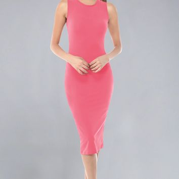 FITS THE CURVES DRESS