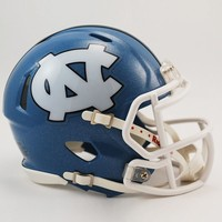Riddell North Carolina Tar Heels Revolution Speed Mini Replica Helmet (Unc Team)