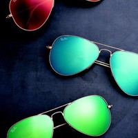 Elegant Eyes: The Aviators