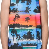 Empyre Paradise Island Tropical Tank Top