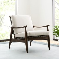 Outdoor Show Wood Lounge Chair