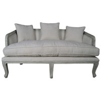Pre-owned French Country Sofa