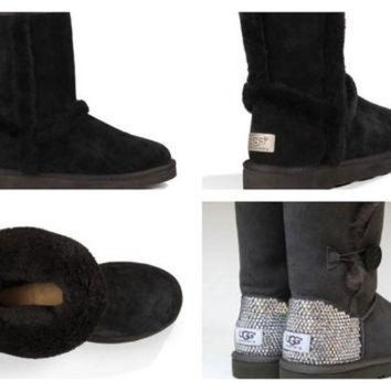 CREY1O Custom UGG Boots made with Swarovski Carter Uggs Free: Shipping, Repair Kit, Cleaning