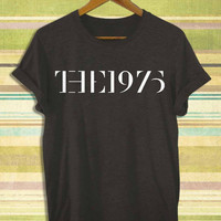 Screenprint funny popular shirt on etsy the 1975 band 1 for t shirt mens, t shirt woman available size by RnhKaos