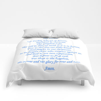 Our Father Comforters by Zia
