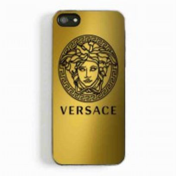 Versace Gold for iphone 5 and 5c case