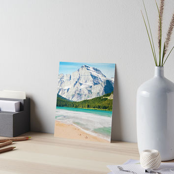 'The Perfect Vacay #redbubble #decor #buyart' Art Board by 83oranges