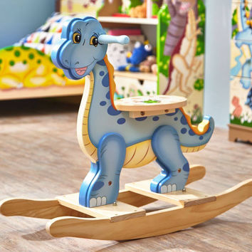 Fantasy Fields - Dinosaur Kingdom Rocking Horse