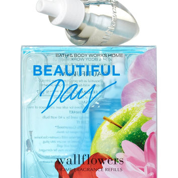 Bath and Body Works Wallflowers 2-Pack Refills, Beautiful Day, 1.6 fl Ounce T...