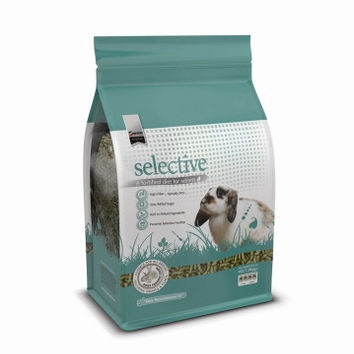 Supreme Science Selective Balanced Diet Rabbit Food 4 lbs