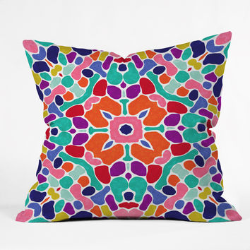 Jacqueline Maldonado Boho 1 Throw Pillow