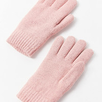 Glitter Chenille-Lined Glove | Urban Outfitters