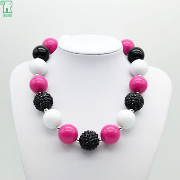 Toddler Chunky Beads Necklace