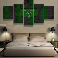 Slytherin Canvas Set