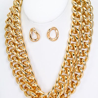 Two Classy for Your Chain Necklace