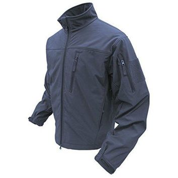 Phantom Soft Shell Jacket Color- Navy Blue (Large)