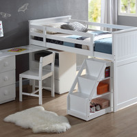 Wyatt Twin Loft Bed - 19405