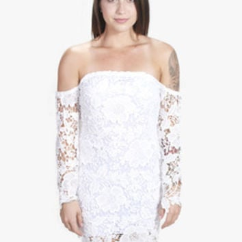 Addie Lace Dress