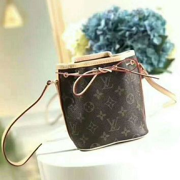 LMFON Tagre? Louis Vuitton Monogram Canvas Handbag Shoulder Bag Tote Purse I-AGG-CZDL