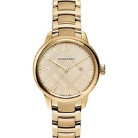 Burberry | Women's The Classic Swiss Quartz Bracelet Watch, 32mm | Nordstrom Rack