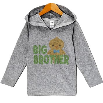 Custom Party Shop Baby Boy's Big Brother Hoodie Pullover