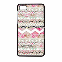 Girly Floral Tribal Andes Aztec BlackBerry Z10 Case