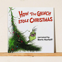 Various Artists - Dr. Seuss' How The Grinch Stole Christmas Original TV Soundtrack 2XLP | Urban Outfitters