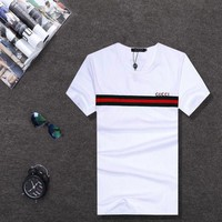 DCCKIN2 Cheap Gucci T shirts for men Gucci T Shirt 195434 19 GT195434