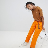 Dickies Straight Leg Boyfriend Chino at asos.com
