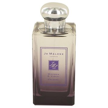 Jo Malone Wisteria & Violet Perfume By Jo Malone Cologne Spray (Unisex Unboxed) FOR WOMEN