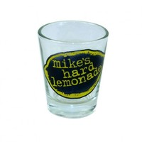 """Mike's Hard Lemonade"" Logo Shot Glass Your favorite online gift shop!"
