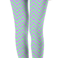 Geometric line art pattern, light green and pastel pink colors, trippy lines ornament design