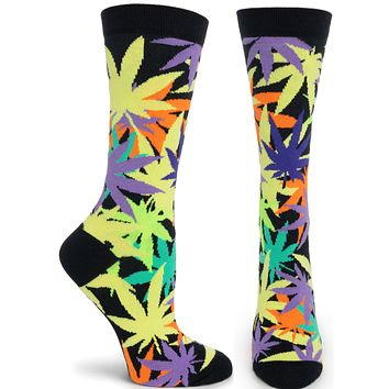 Laced Weed Sock