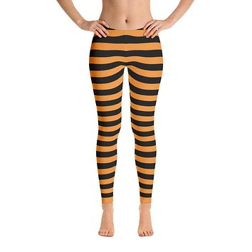Witch Stripes Leggings