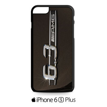 Mercedes AMG Car Logo iPhone 6S  Plus  Case