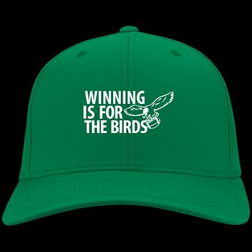 Winning Is For The Birds Twill Cap