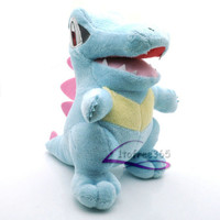 New Pokemon  6.5''  TOTODILE Soft Plush Doll  Toy/ PC1892