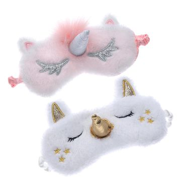 Cute Unicorn Sleeping Eye Mask