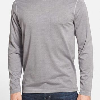 Men's Tommy Bahama 'Vacanza' Long Sleeve V-Neck T-Shirt,