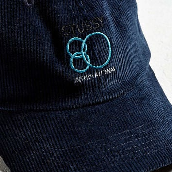 Stussy 80 International Baseball Hat - Urban Outfitters