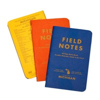 FIELD NOTES – COUNTY FAIR MICHIGAN EDITION