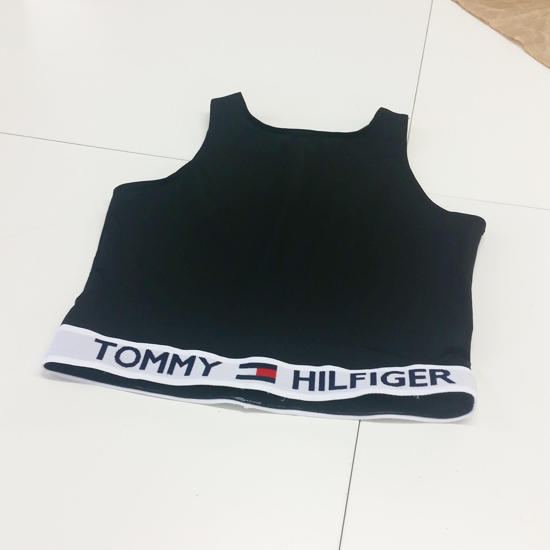 f6ba26f6e71945 Tommy Hilfiger Crop Top from lonely-deer.com